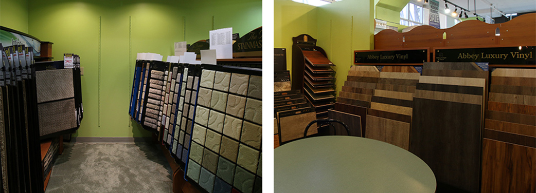 Our Showroom at Abbey Carpet & Floor of Hawaii