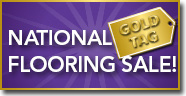 Holiday Flooring Sale
