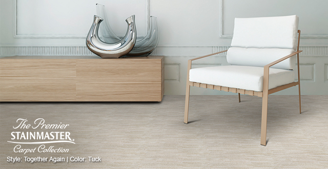 The Premier Stainmaster Carpet Collection Style: Together Again | Color: Tuck